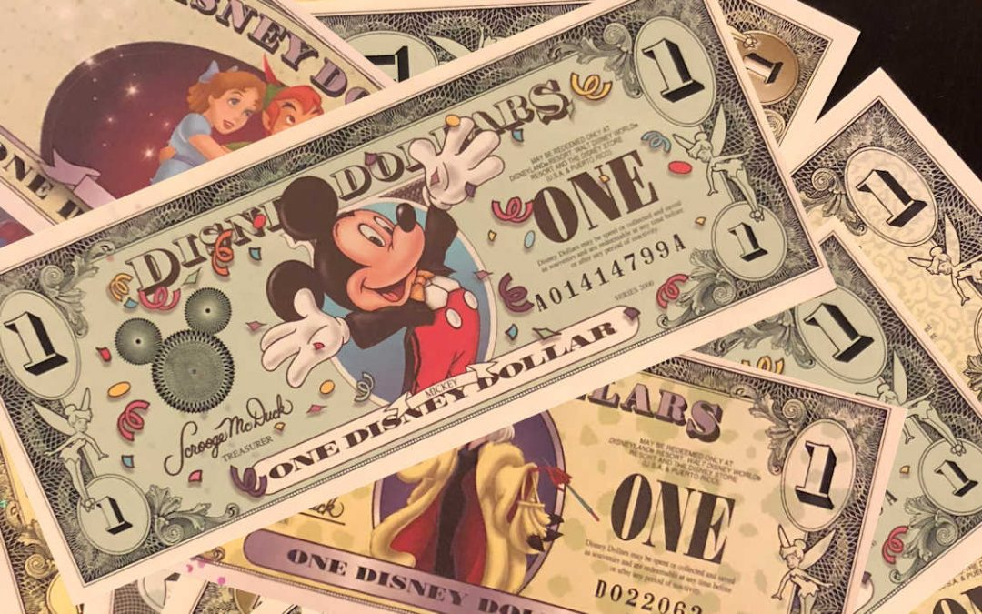 Ep 4 – Seven ways to save money at Disney