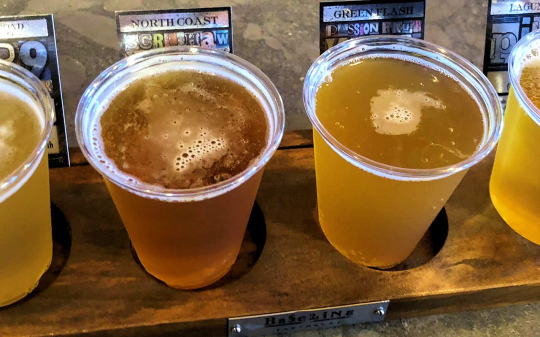 Ep 7 – Pop Century – Baseline Tap House – Run Disney